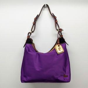Dooney & Bourke Nylon Erica Hobo Bag